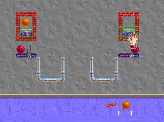 Screenshot Thumbnail / Media File 1 for Incredible Machine, The (1994)(Dynamix)(US)[44874-3]
